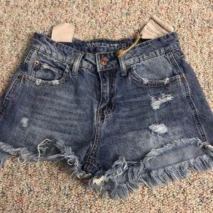 NWT- vanilla star shorts